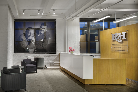 2a_Rogers & Hammerstein Offices at 229 West 48th St.